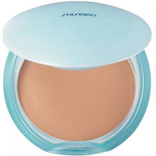 Shiseido - COMPACT TEINTE MATIFIANT PURENESS IVOIRE NATUREL - Matifiant, anti boutons & anti imperfections