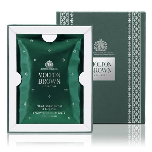 Molton Brown - Sels de Bain Juniper Berries & Lapp Pine - Gel douche molton brown