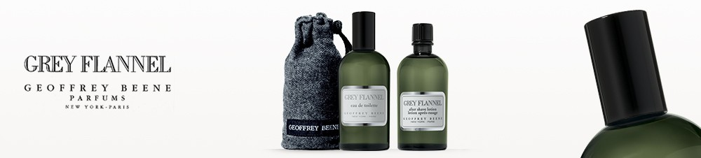 Parfum grey flannel by geoffrey beene