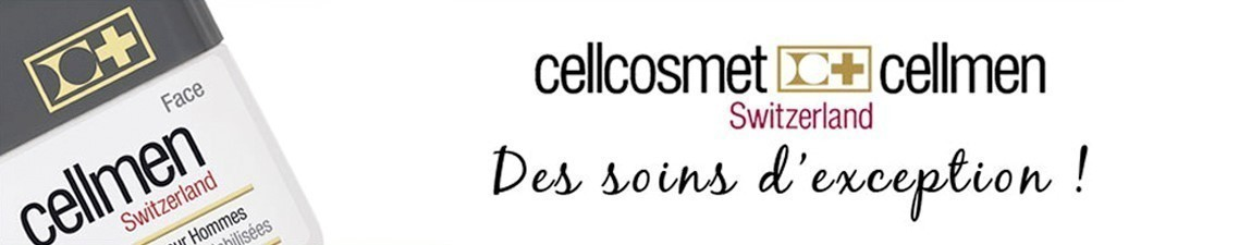 Cellmen - La Science Cosmétique