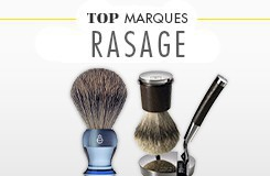 Top marques rasage et barbe