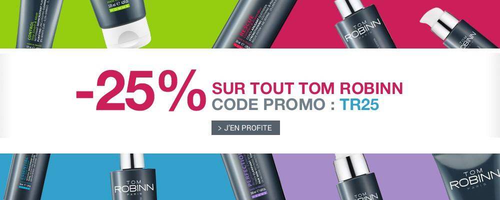 25% Tom Robinn