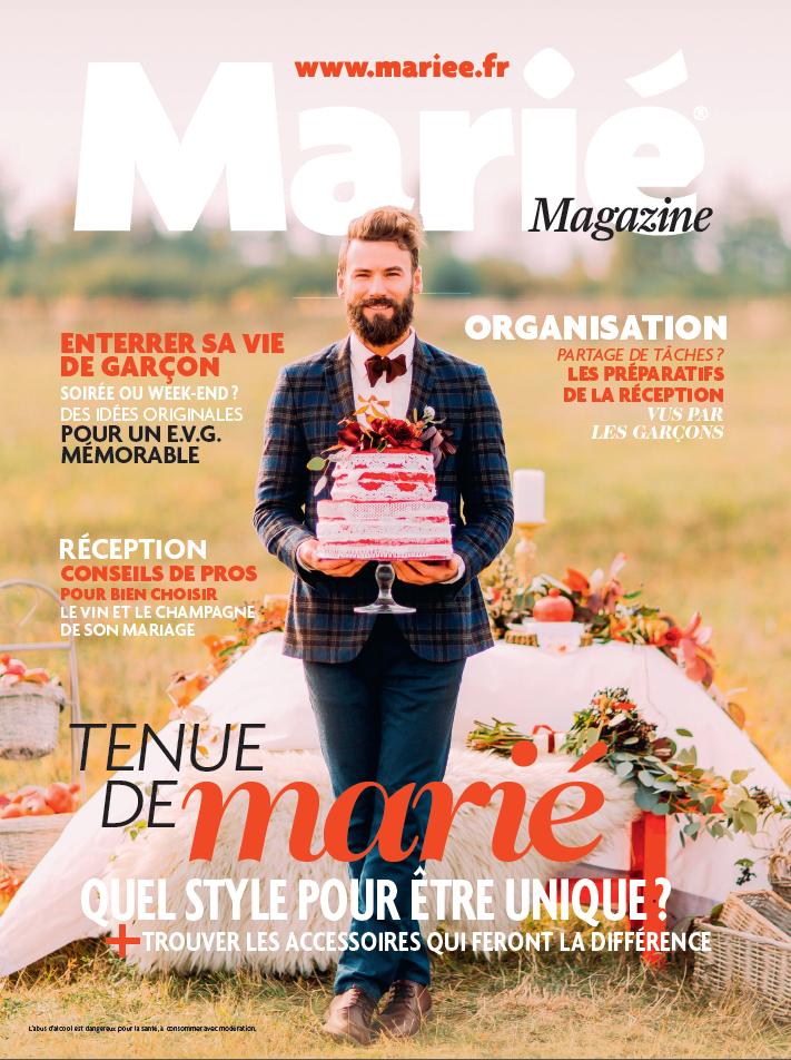 Marié Magazine Avril 2017