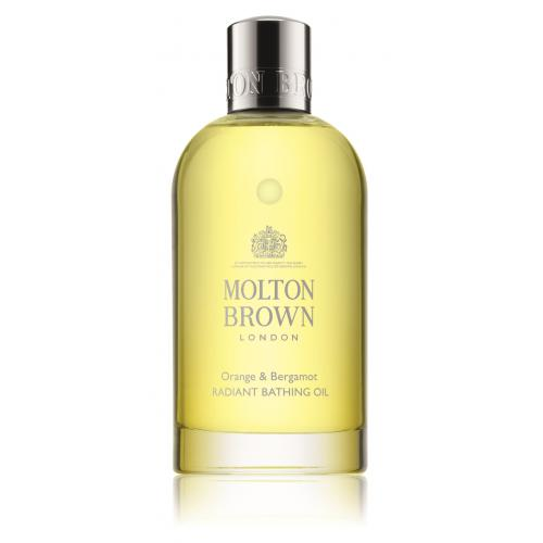 Molton Brown - Huile de Bain Orange et Bergamote - Gel douche molton brown