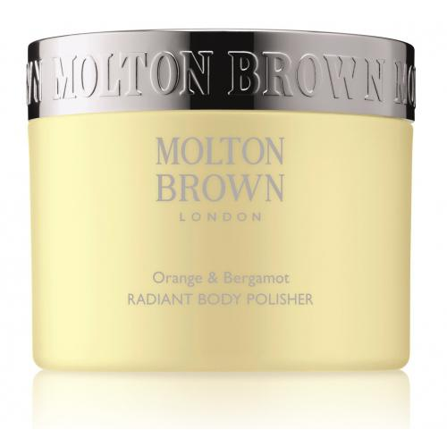 Molton Brown - Gommage Corps Orange et Bergamote - Gommage corps homme
