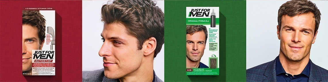 Just for Men Coloration