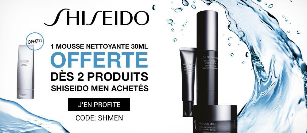 shiseido-mousse-nettoyante-offerte