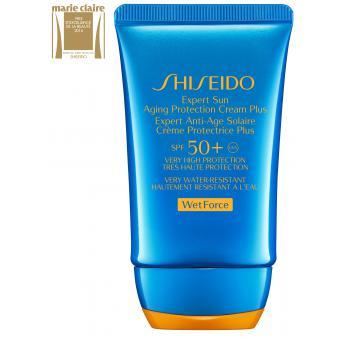 Crème Solaire Anti Age SPF 50+ - Shiseido