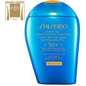 Shiseido Homme - Lait Solaire Protecteur Anti Age SPF50+ - Solaires - SHISEIDO