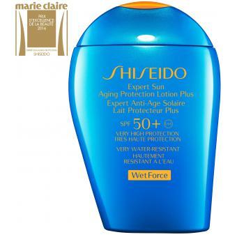 Lait Solaire Protecteur Anti Age SPF50+ - Shiseido