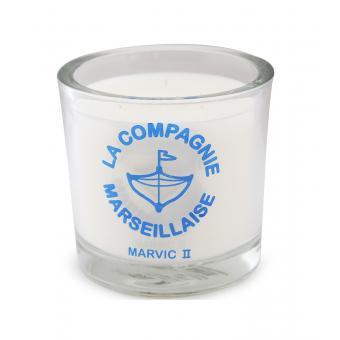Bougie 600g Marvic II - La Compagnie Marseillaise