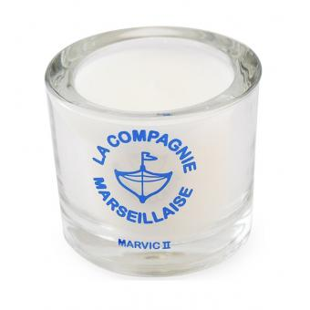 Bougie 90g Marvic II - La Compagnie Marseillaise