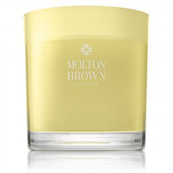 Bougie 3 Mèches Orange Bergamote - Molton Brown
