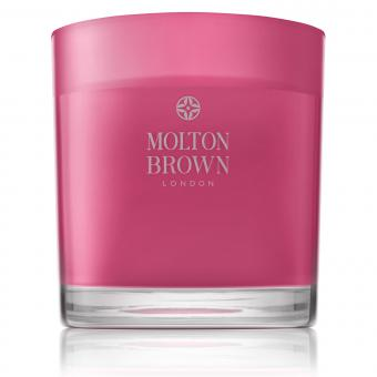 Bougie 3 Mèches Poivre Rose - Molton Brown