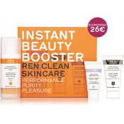 Ren Homme - Instant Beauty Booster Kit -