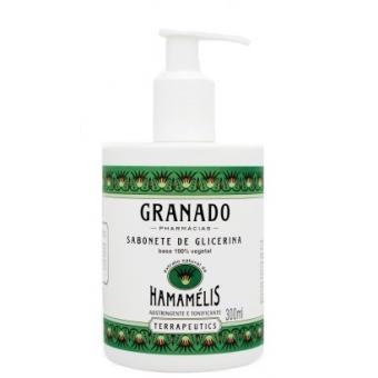 Savon liquide Hamamelis - Granado