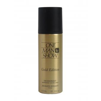 One Man Show Gold Edition Déodorant Vaporisateur - Bogart