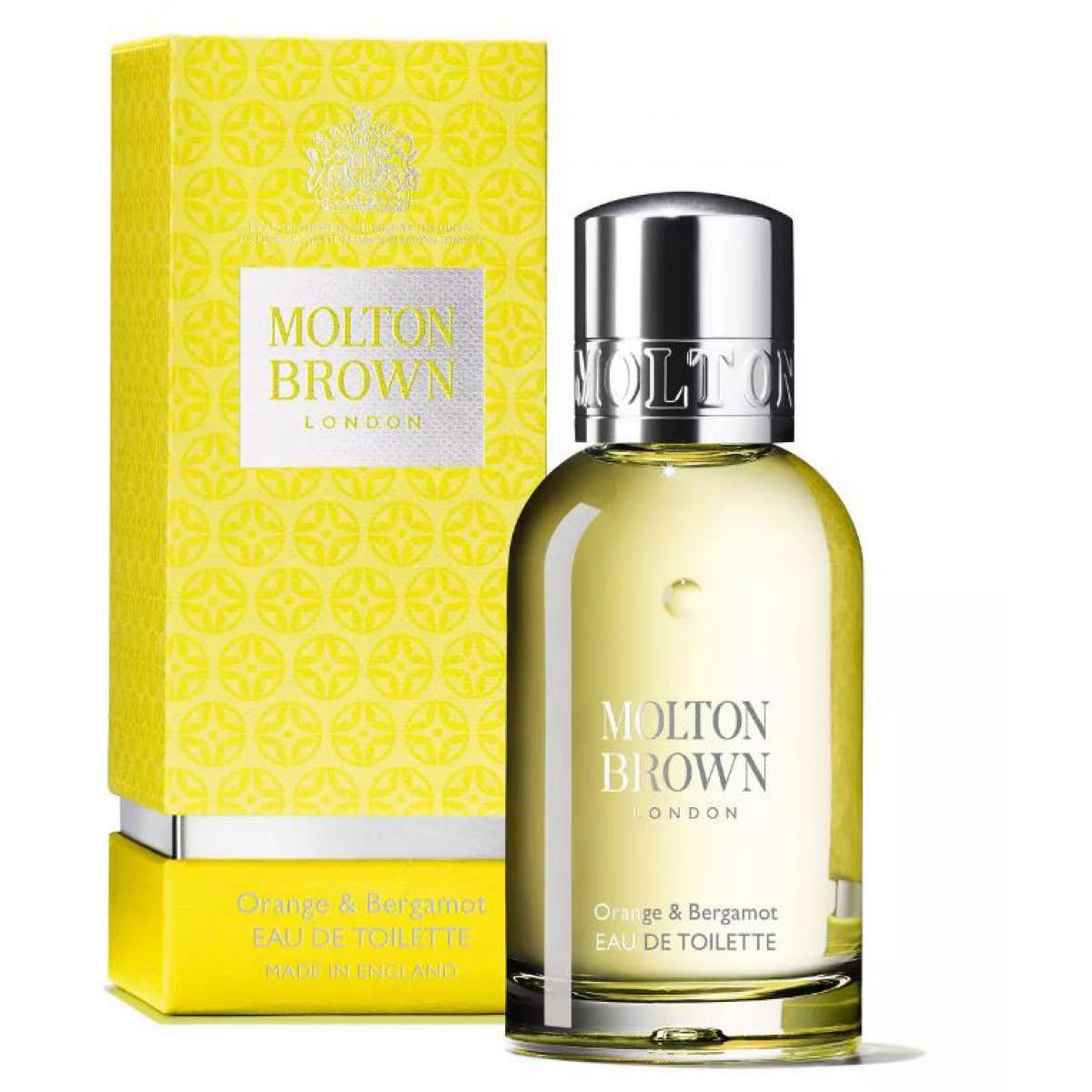 ORANGE & BERGAMOT EAU DE TOILETTE Molton Brown Parfums