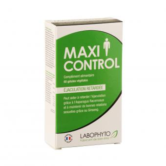 Labophyto - Maxi Control Endurance - Sexualite