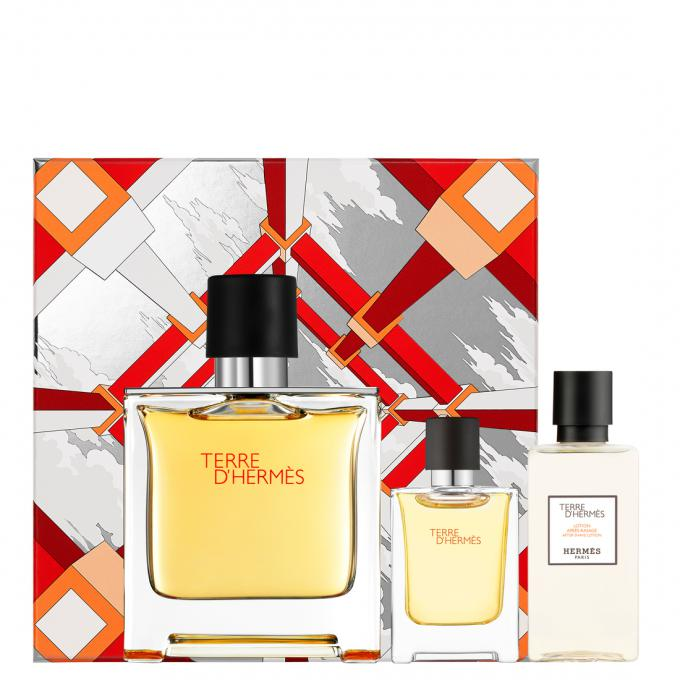 Coffret Terre d'Hermes & After shave Lotion