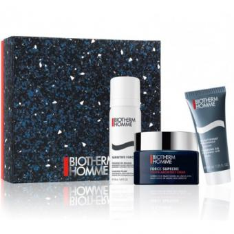Biotherm Homme - Coffret Force Supreme - Biotherm homme