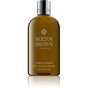 Molton Brown - Gel Douche Tobacco Absolute - Soin corps Molton Brown homme