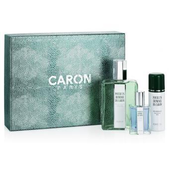 Coffret Pour Un Homme 200ml avec Mini Lotion Après-Rasage & Mini Déodorant Offerts - Caron Paris