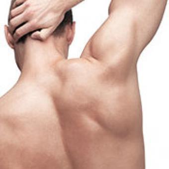 Epilation des épaules - Comptoir de l'Homme