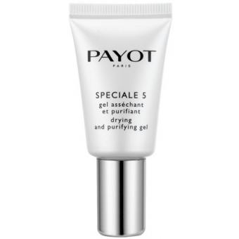Payot - SPECIALE 5 GEL ASSECHANT PETITS BOUTONS Peau Grasse - Soin payot homme