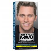 Just For Men Homme - Coloration Cheveux Homme Châtain Clair - Coloration Cheveux & Barbe