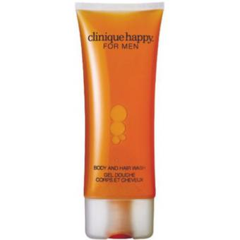 GEL DOUCHE HAPPY FOR MEN - Corps & Cheveux - Clinique For Men