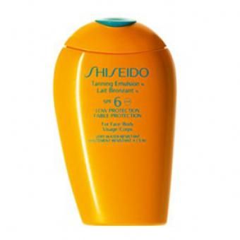 Lait Bronzant SPF6 - Shiseido