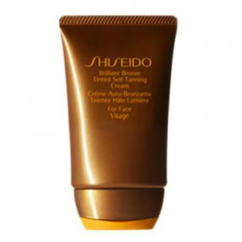 Crème Auto-Bronzante Teintée Hâle Lumière - Shiseido