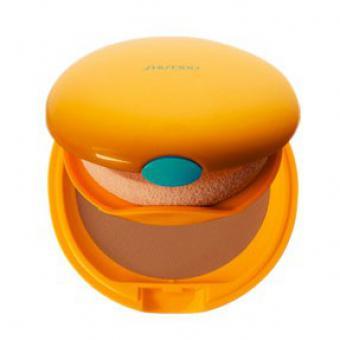 Fond de Teint Compact Bronzant  SPF6 Miel - Shiseido