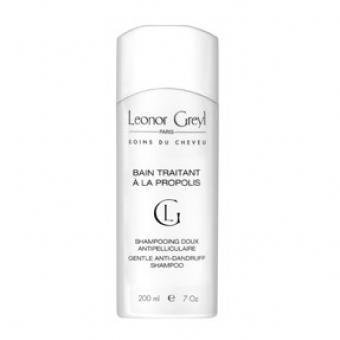 Leonor Greyl Homme - Shampoing Doux Antipelliculaire - Bain traitant à la Propolis -