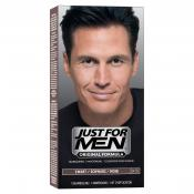 Just For Men Homme - Coloration Cheveux Homme Noir Naturel - Coloration Cheveux & Barbe