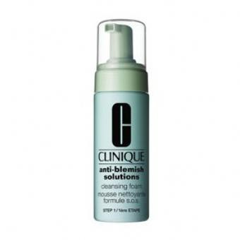 Clinique For Men - Mousse Nettoyante Formule S.O.S - Matifiant, anti boutons & anti imperfections