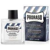 Proraso Homme - Baume Après Rasage 100ml Bleu - Mousse & crème à raser