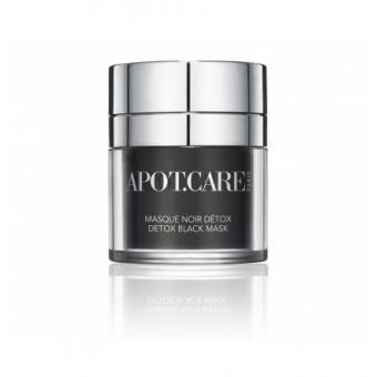 Masque Noir Detox - Anti-Teint Terne & Anti Rides - Apot.Care