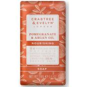 Crabtree & Evelyn - Savon Grenade Peau Grasse - Crabtree & Evelyn