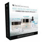 Skinceuticals Homme - Coffret A.G.E Interrupter + A.G.E  Eye Complex - Soin bonne mine