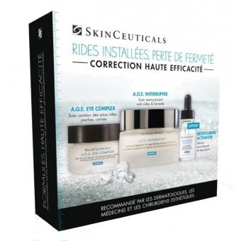 Coffret A.G.E Interrupter + A.G.E  Eye Complex - Skinceuticals