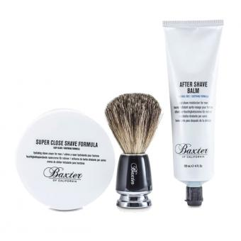 Shave 1.2.3 Kit de Rasage - Baxter of California
