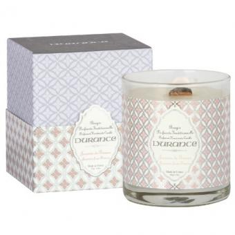 Bougie parfumée 280g Jasmin - Durance
