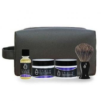 Start Up Kit Lavande Rasage Peau Sensible - E Shave