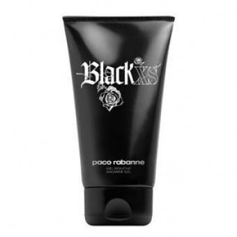 Gel Douche Black Xs 150 ml - Onctueux & Généreux - Paco Rabanne
