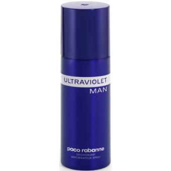 Déodorant Spray Ultraviolet Man 150 ml - Masculin et Sensuel - Paco Rabanne