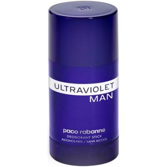 Deodorant Stick Ultraviolet Man 75 ml - Virilité & Sensualité - Paco Rabanne