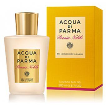 Acqua Di Parma - Peonia Nobile Gel bain et douche - 200ml - Parfums homme acqua di parma