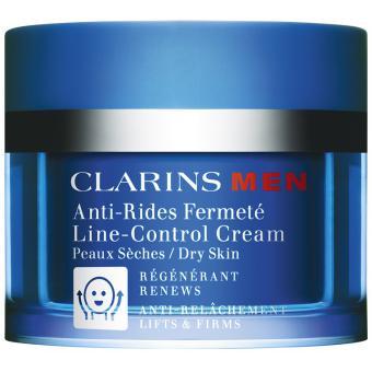Clarins Men Homme - Anti-Rides Fermeté - Spécial Peaux Sèches - Soin visage